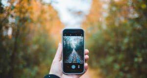 Smartphone antichocs